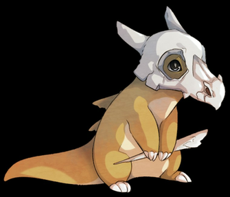 Cubone Sad Wallpaper Cubone by susiron