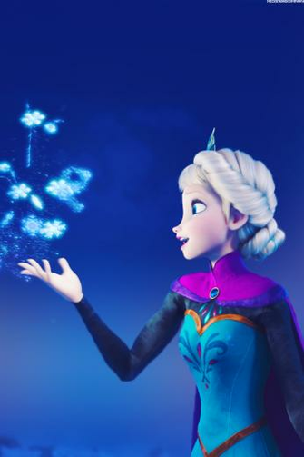 Iphone 5 Disney Frozen Wallpaper
