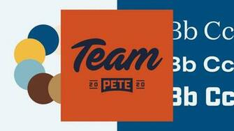 See Pete Buttigiegs logo and branding for the 2020 presidential race