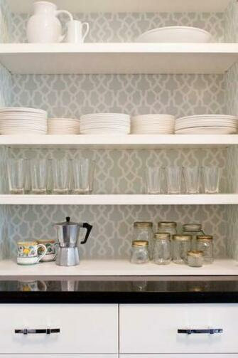 Ways To Disguise Horrible Ugly Kitchen Cupboards yesandyesorg