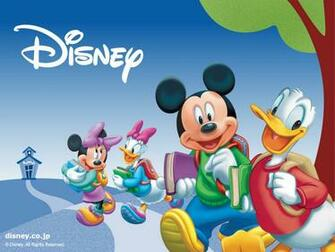 Disney Cartoon Wallpaper Disney Mickey Amp Fr
