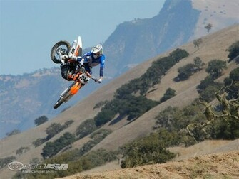 KTM Dirt Bike Wallpapers   Motorcycle USA