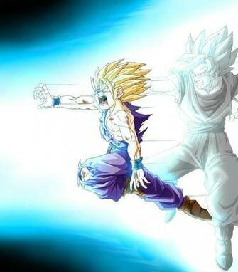 Goku And Gohan Kamehameha Wallpaper HD4Wallpapernet