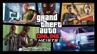 GTA Online Heists Revealed With Screenshots and New Trailer for PC and