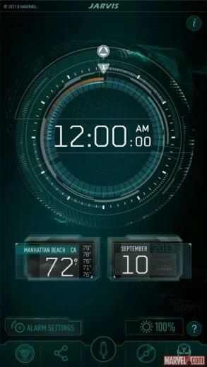 Tony Starks JARVIS Interface Coming To An iOS Device Near You