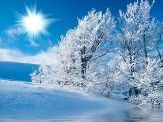 Beautiful Winter Desktop Wallpapers