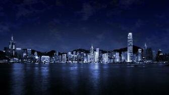 1920x1080 City at Night desktop PC and Mac wallpaper