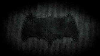batman logo in batman vs superman dawn of justice movie 2016
