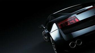 HD Wallpapers with Black background Super cars HQ backgrounds 1080P