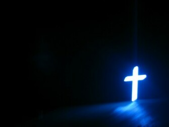 Neon cross Wallpaper   Christian Wallpapers and Backgrounds