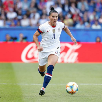 Ali Krieger and More US Womens Soccer Players Defend Megan