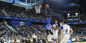 WATCH Victor Oladipo Dunks All Over Real Madrid
