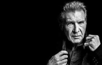 Wallpaper actor black background model Harrison Ford Harrison