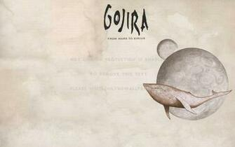 Mars Whales Gojira flying