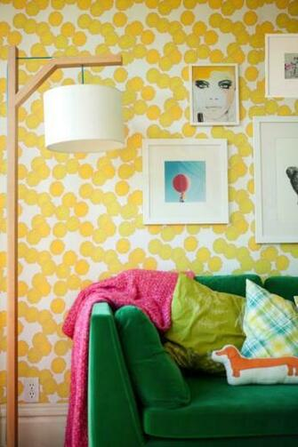 removable wallpaper HOME walls Pinterest