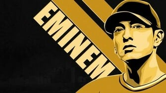 Eminem Cartooon Rap Wallpapers