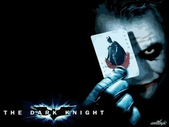 The Dark Knight Joker Wallpaper 16001200