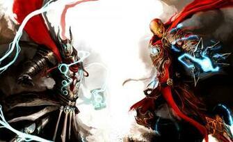 4K wallpaper   Fantasy   iron man marvel Avengers Thor torus