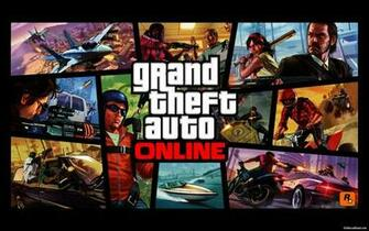 Gta Online Wallpaper Hd Grand theft auto onlinejpg