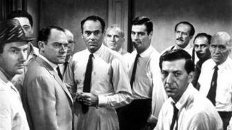 Download wallpaper 1920x1080 12 angry men men actors black