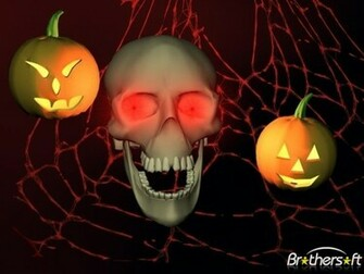 Download 3D Halloween Horror screensaver 3D Halloween Horror