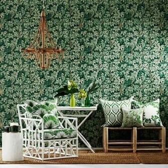 Fornasettis Chiavi Segrete Wallpaper Making it Lovely