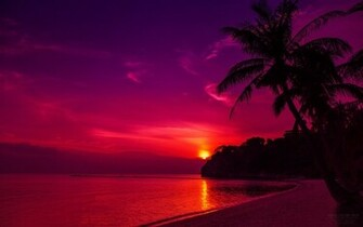 Thailand Beach Sunset Wallpapers HD Wallpapers