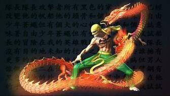 iron fist wallpaper