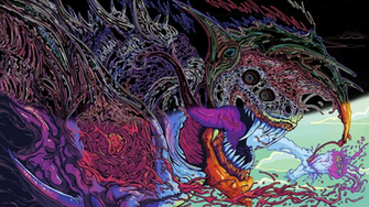 Hyper Beast edit [3440x1440] wallpaper