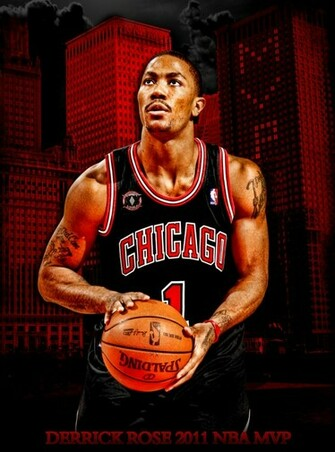 Derrick Rose 2011 MVP by rhurst
