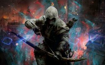 Gaming Backgrounds 2048x1152 Assassins creed iii wallpaper