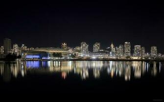 Vancouver Cityscape Hdr Wallpaper WallpaperSuggestcom wallpapers