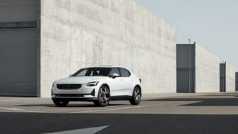 Wallpaper Polestar 2 2021 Cars electric cars Geneva Motor Show
