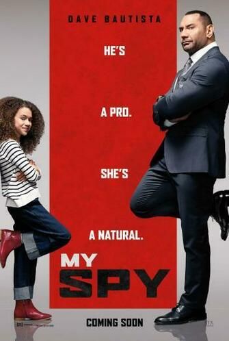 My Spy Movie Release Date Plot Trailer Cast Poster And More