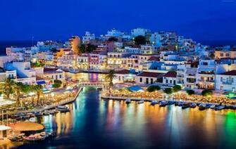Santorini Greece photo HD wallpaper Wallpaper Flare