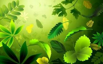 Green Leafs Wallpapers HD Wallpapers