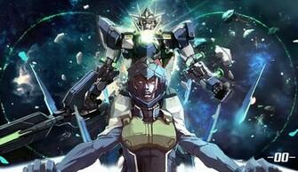 Gundam 00 Wallpaper 1100x637 Gundam 00 Setsuna F Seiei