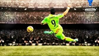Luis Suarez FC Barcelona wallpaper HD by SelvedinFCB