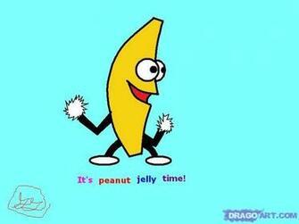 dancing banana cartoon
