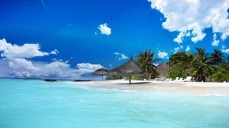 Description HD Landscape Beach HD Wallpaper is a hi res Wallpaper for