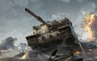 World of Tanks SPG Tortoise Games Army Tanks Tank wallpaper