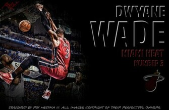 Dwyane Wade by Roy03x