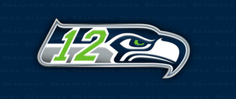 Seattle Seahawks 12 Hawk by StellarDIG