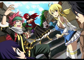 Fairy Tail   Special 7 by lWorldChiefl