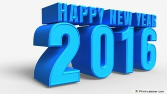Happy New Year 2016 HD Wallpapers Unmatched Designs Elsoar