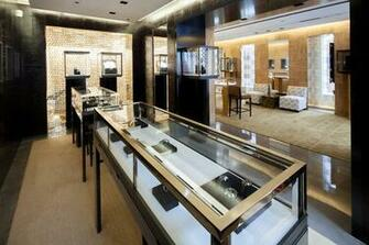 jewellery store in Paris Watches and jewellery Wallpaper Magazine