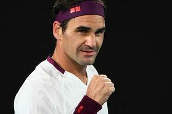Australian Open 2020 Results Roger Federer Novak Djokovic and