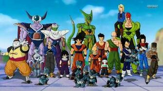 Wallpapers de Dragon ball z hd 1366x768   Identi