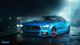 2015 Ford Mustang GT Wallpaper HD Car Wallpapers