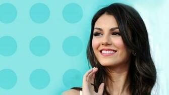 HD Wallpapers HD Wallpapers Victoria Justice Smile HD Wallpaper
